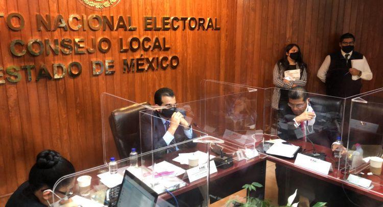 Junta Local del INE Estado de Mèxico
